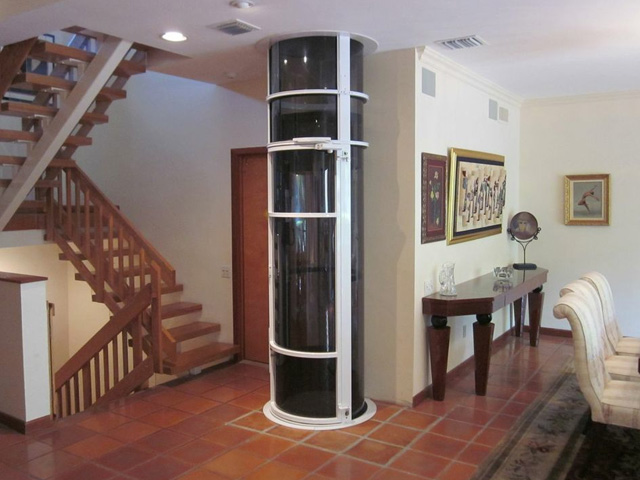 Home elevators wa residential elevator systems for Small elevator for home price