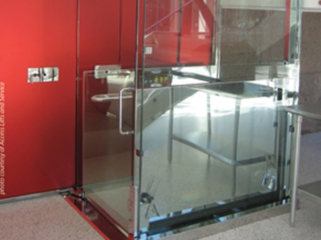 Wheelchair Lift Wa Platform Amp Inclined Lifts Washington
