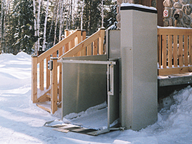 Wheelchair Lift WA | Platform & Inclined Lifts Washington State