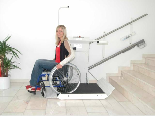 Wheelchair Lift Wa Platform Amp Inclined Lifts Washington