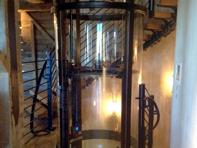 Home elevators wa residential elevator systems for Home elevators direct