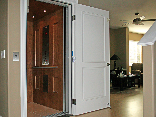 Home elevators wa residential elevator company for Home elevators direct